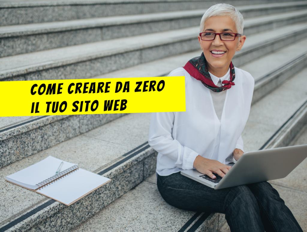 Creare da Zero Sito Web